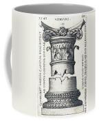 Capital And Base Of A Column Coffee Mug