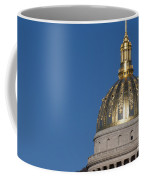 Capital Of West Virginia In Charleston Coffee Mug