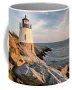Castle Hill Lighthouse, Newport, Rhode Island Coffee Mug