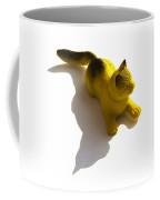 Cat Figurine Coffee Mug