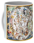 Celestial Planisphere, 1660 Coffee Mug