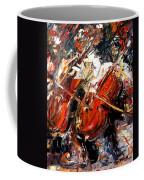 2 Cellos Coffee Mug