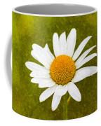 Chamomile Watercolor Coffee Mug