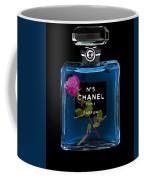 Chanel With Rose Coffee Mug