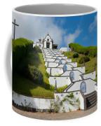 Chapel In Azores Islands Coffee Mug