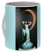 Charles Hall - Creative Arts Program - First Quarter Moon Coffee Mug