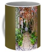 Charleston Gated Garden Coffee Mug
