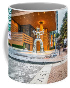 Charlotte North Carolina Street Scenes Early Morning Coffee Mug