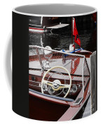 Chris Craft Utility Coffee Mug