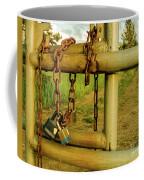 Padlocks And Chains Coffee Mug