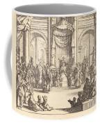 Christ Disputing With The Doctors Coffee Mug