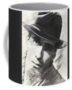 Christopher Lee, Vintage Actor Coffee Mug