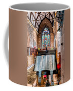 Church Interior Coffee Mug