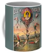 Circus Poster, C1890 Coffee Mug