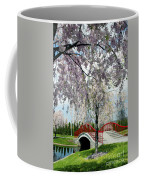 City Lake Park Coffee Mug