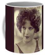 Clara Bow, Vintage Actress Coffee Mug