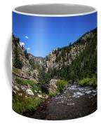 Clear Creek Canyon Coffee Mug