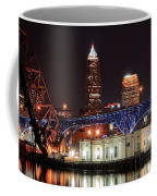 Cleveland Panorama Coffee Mug