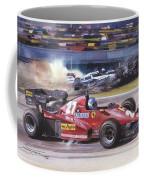 Cma 081 1983 San Marino Gp Imola Patrick Tambay In Ferrari Roy Rob Coffee Mug