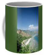 Coast And Beach View Near Dili In East Timor Leste Coffee Mug