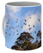 Cockatoos - Canberra - Australia Coffee Mug