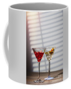 Cocktails At The Bar Coffee Mug