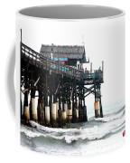 Cocoa Beach Pier Coffee Mug
