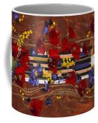 Colourful Abstract Painting Coffee Mug