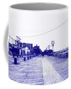 Coney Island Boardwalk Coffee Mug