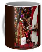 Cookies And Milk For Santa Coffee Mug