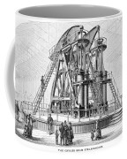 Corliss Steam Engine, 1876 Coffee Mug