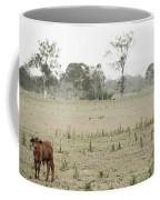 Country Cow Coffee Mug
