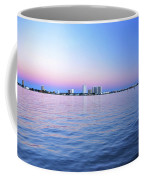 2- Crimson Horizon Coffee Mug
