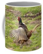 Crowing Coffee Mug