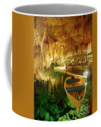 Crystal Cave In Hamilton Parish Bermuda Coffee Mug