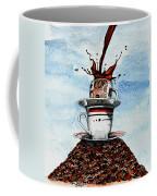 2 Cups Coffee Coffee Mug