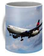 Delta Airlines Boeing 767 Coffee Mug
