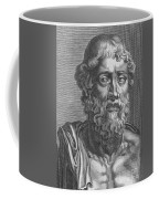 Demosthenes, Ancient Greek Orator Coffee Mug
