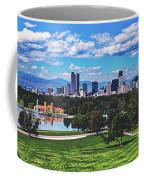 Denver City Park Coffee Mug