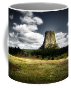 Devil's Tower - Wyoming Coffee Mug