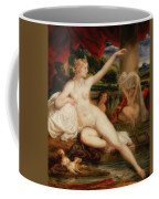 Diana At The Bath Coffee Mug
