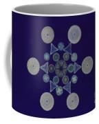 Diatom Arrangement Coffee Mug