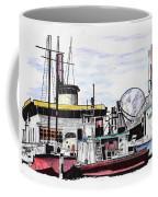 Docks Coffee Mug