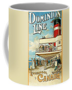 Dominion Line Coffee Mug