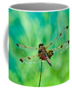 Dragonfly Resting Coffee Mug