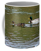 2 Ducks Coffee Mug
