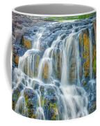 Early Morning At The Upper Falls Coffee Mug