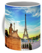 Watching Sunrise Coffee Mug