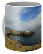 Eilean Glas Lighthouse Coffee Mug by Maria Gaellman