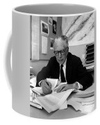 Emilio Segr�, Italian-american Physicist Coffee Mug